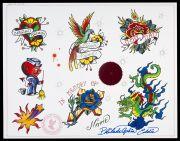 Philadelphia Eddie Flash Sheet 20