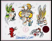 Philadelphia Eddie Flash Sheet 26