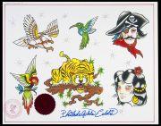 Philadelphia Eddie Flash Sheet 35