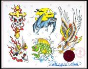 Philadelphia Eddie Flash Sheet 37