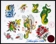 Philadelphia Eddie Flash Sheet 40