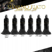 World Famous Silvano Fiato Blackwash Set