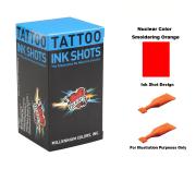 Mom's Nuclear Smoldering Orange Ink Shots - Box of 30