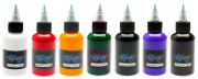 Synergy 7 Color Sample Ink Set 1oz