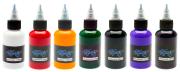 Synergy 7 Color Sample Ink Set 1/2oz