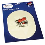 """""""Almost Skin""""- 8"""" x 6"""" Oval Strapless - 50 Pack"""