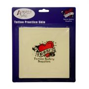 """""""Almost Skin""""- 6"""" x 6"""" Square Strapless - 10 Pack"""
