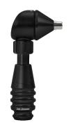 Tommy's Rotary Machine-Ink Hammer-Jet Black w/Grip