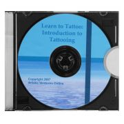 Intro to Tattooing- DVD
