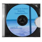 Making Tattoo Needles- DVD