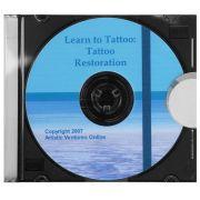 Tattoo Restoration- DVD