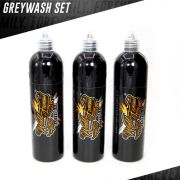 World Famous Charcoal Greywash Set
