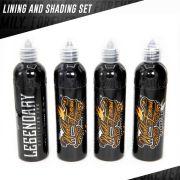 World Famous Lining and Shading Set