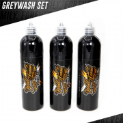 World Famous Charcoal Greywash Set