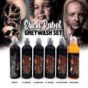 World Famous Erich Rabel Greywash Set