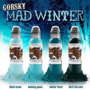 World Famous Gorsky's Mad Winter Set 1 oz